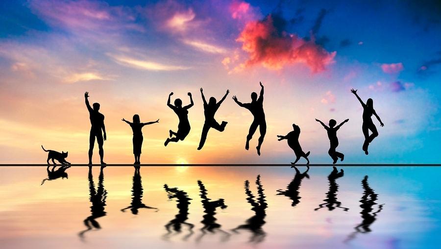 <span>Conférence : faut-il travailler</span> </br><span>pour être heureux ?</span>
