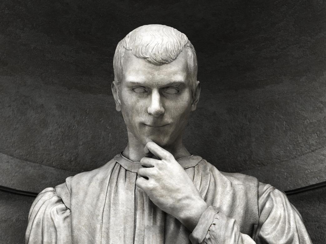Conférence débat Paris think tank experts networking vulgarisation bon gouvernement raison d'Etat Machiavel politique Italie Renaissance