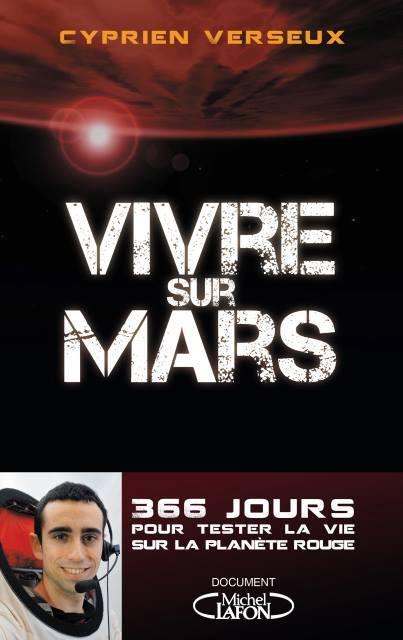 Conférence débat Paris think tank experts networking vulgarisation Mars espace livre