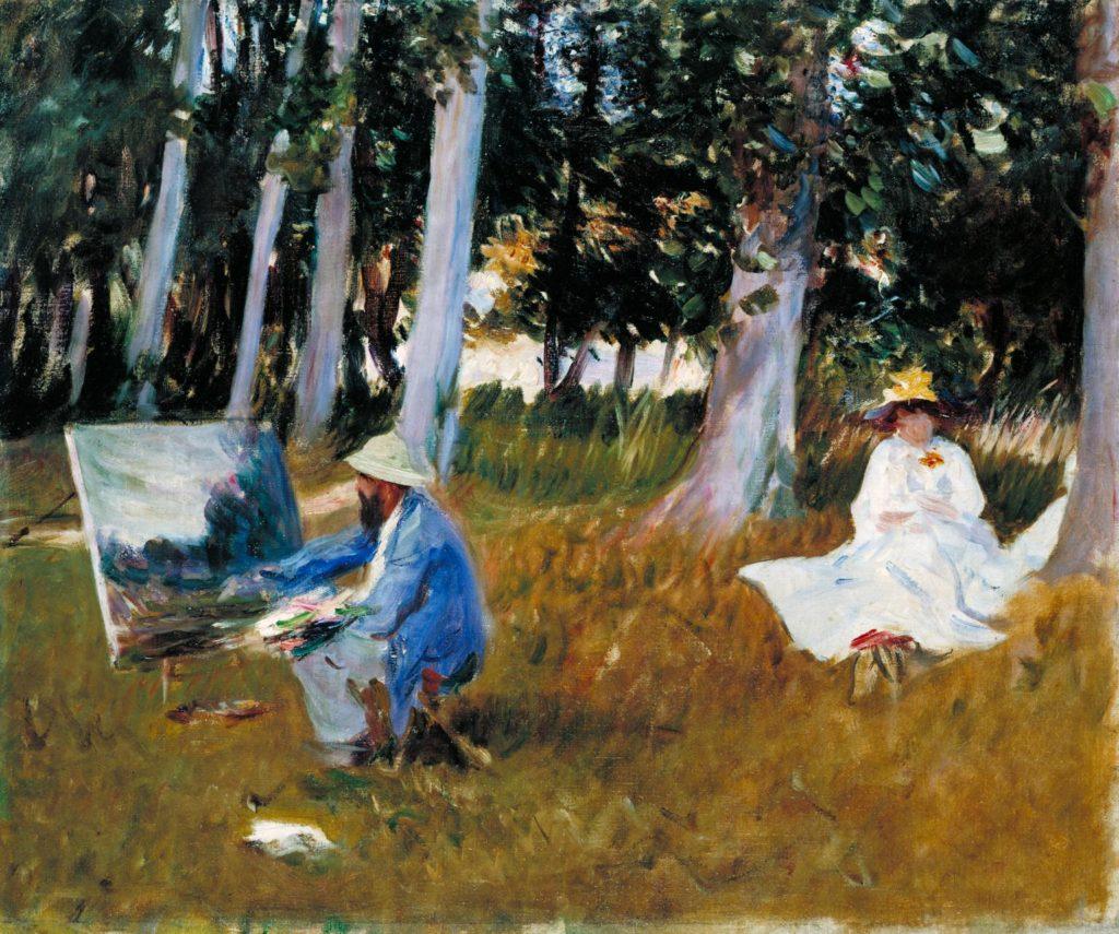 Conférence Paris histoire de l'art impressionnisme